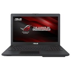 "ASUS G56JR (Core i7 4700HQ 2400 Mhz/15.6""/1920x1080/6.0Gb/1000Gb/DVD-RW/NVIDIA GeForce GTX 760M/Wi-Fi/Bluetooth/Win 8 64)"