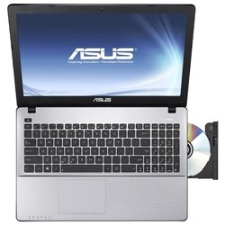 "asus x550ld (core i5 4200u 1600 mhz/15.6""/1366x768/4.0gb/750gb/dvd-rw/nvidia geforce 820m/wi-fi/bluetooth/win 8 64)"