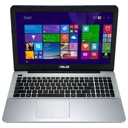 "asus x555ln (core i7 4510u 2000 mhz/15.6""/1366x768/8.0gb/1000gb/dvd-rw/nvidia geforce 840m/wi-fi/bluetooth/microsoft windows 8.1) (черный)"