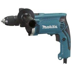 Makita HP1631KX2 + кейс + набор сверл (D-46202 18 шт.)