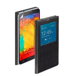 ��������� �����-������ + �������� ������ ��� samsung galaxy note 3 (deppa smart cover 84033) (������)