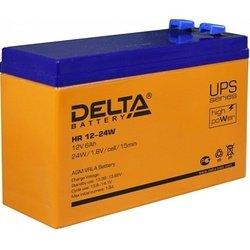 Батарея Delta HR 12-24W