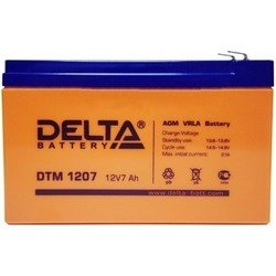 ������������� �������������� ������� Delta DTM 1207 (12A, 7.2AH)