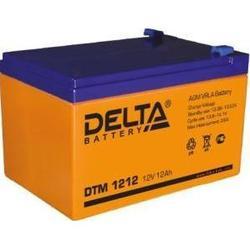 Батарея Delta DTM 1212