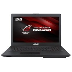 "ASUS G56JR (Core i5 4200H 2800 Mhz/15.6""/1920x1080/4.0Gb/750Gb/DVD-RW/NVIDIA GeForce GTX 760M/Wi-Fi/Bluetooth/Win 8.1)"