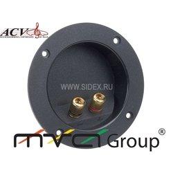 Терминал для сабвуфера (ACV SW39-1001) (одна обмотка)