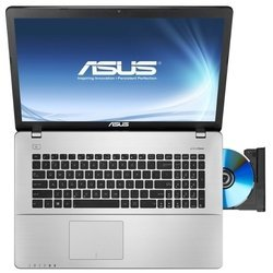 "asus x750ln (core i5 4200u 1600 mhz/17.3""/1600x900/4.0gb/1000gb/dvd-rw/nvidia geforce 840m/wi-fi/bluetooth/без ос)"