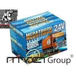 Сигнализация Полярный Волк Mega Trak PW24-02