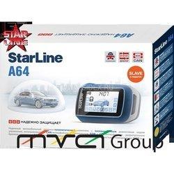 Сигнализация Star Line Twage A64 CAN Slave (2-way, ЖК)