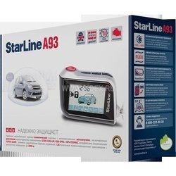 Сигнализация Star Line Twage A93 с сиреной