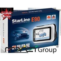 Сигнализация Star Line Twage E90 (2-way, ЖК, автозапуск)