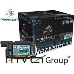Сигнализация Tomahawk 7.1 Dialog