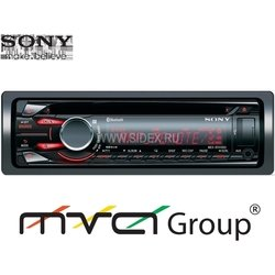sony mex-bt4100e bluetooth