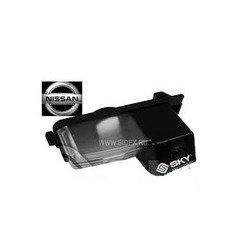 Камера заднего вида для Nissan Tiida, Versa, Livina (SKY CA-NI-1)