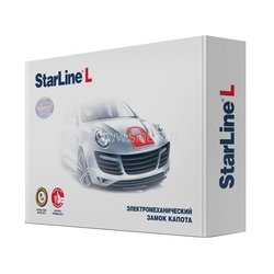 Электромеханический замок капота (StarLine L11+)