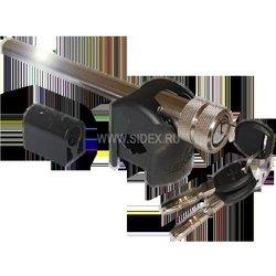 Блокиратор руля Catran CLS (муфта D 12мм-26мм L 150мм)