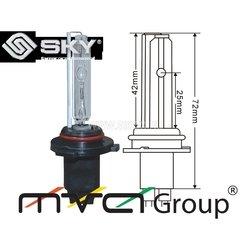 Ксеноновая лампа HB3 (H10, 9005) 6000К (14449)
