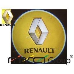 Светодиодная проекция логотипа Renoult (SVS G3-020)