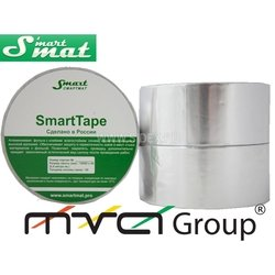 Шумоизоляция SmartMat Smarttape (лента алюминевая) МА 40*10