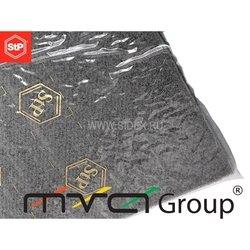 Шумоизоляция Акцент 10 ЛМ КС GOLD (1.0*0.75м)