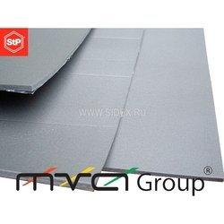 Шумоизоляция Изолонтейп 3004 4мм (1*1.2м) теплоизоляционный прокладочный материал на основе пенопол