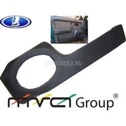 Подиум в двери для ВАЗ 2108, 09, 99 (02-013) (черный)