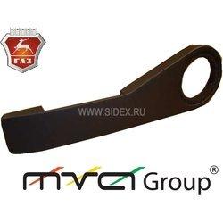 Подиум в двери для ГАЗ 3110 (02-006-01) (черный)