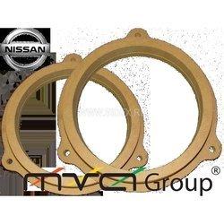 Проставки под динамики 16 см для Nissan (004-01-01)