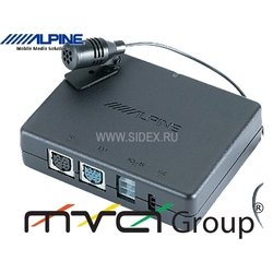 интерфейс bluetooth alpine kce-350bt