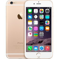 Apple iPhone 6 64Gb (4,7 дюйма) Gold (золотистый) :::