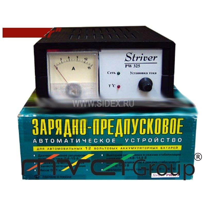 """зарядное """"striver"""" pw 325"""