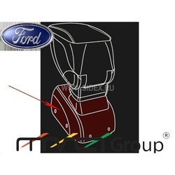 07418 Адаптер для Ford Focus C-Max с 2004 года