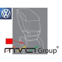 ������� ��� VW Passat 05+ (07706)