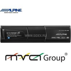 DVD-чейнджер Alpine DHA-S690