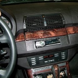 Переходная рамка для BMW E39 до 2001 (ACV PR34-1005)