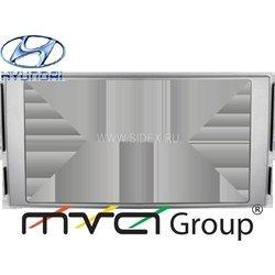 Intro RHY-N04 Hyundai Santa Fe 06+ 2din silver