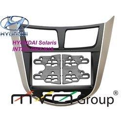 ���������� ����� ��� Hyundai Solaris 11+ (Intro RHY-N19)