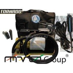Компрессор 585 ТОРНАДО AUTOLUX (металл,  с сумкой) AC585