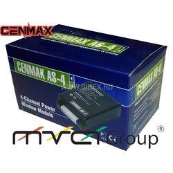 Модуль управления стеклоподъемниками (CENMAX AS-4)