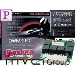 Модуль управления стеклоподъемниками (Pandora DWM-210)