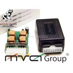 Модуль управления стеклоподъемниками (Спрут FWC722)