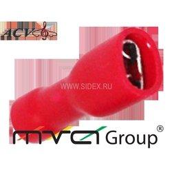 Клемма акустическая (ACV RM37-1409) (красная)