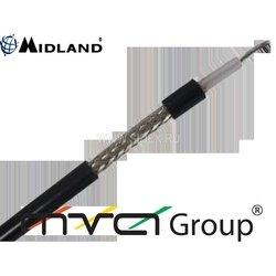 RG-58 A, U MIL кабель с серебрянной оплеткой 100м