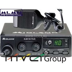 Радиостанция ALAN 100PLUS