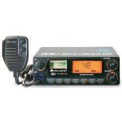 Автомобильная радиостанция Alan 48 Exel (черный)