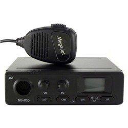 Автомобильная радиостанция Megajet MJ-100 (черный)
