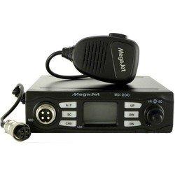 Автомобильная радиостанция Megajet MJ-200 (черный)