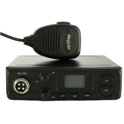 Автомобильная радиостанция Megajet MJ-300 (черный)