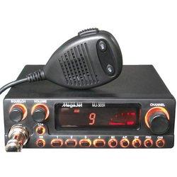 Автомобильная радиостанция Megajet MJ-3031 (черный)
