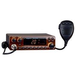 Автомобильная радиостанция Megajet MJ-3031M (красное дерево)